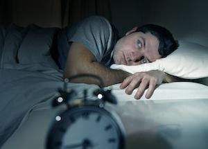 Viele kämpfen abends mit dem einschlafen